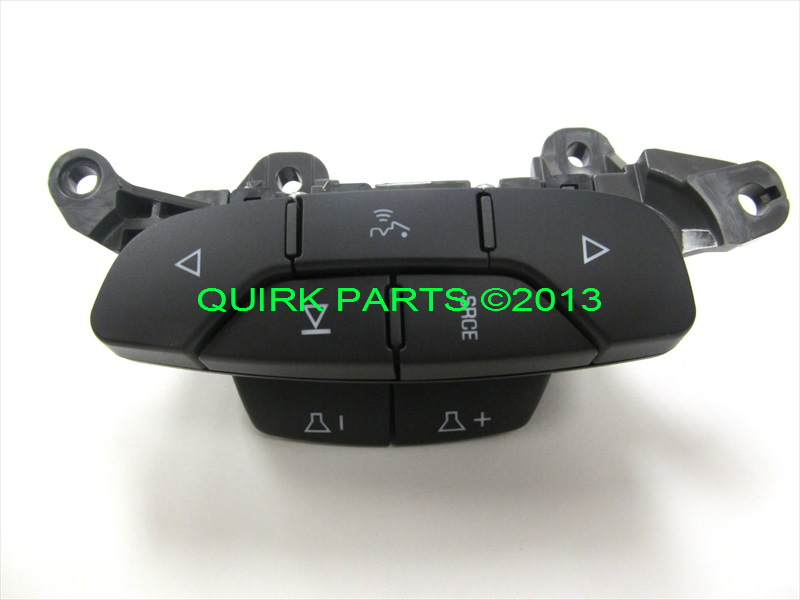 06 2010 Buick Cadillac Chevy GMC Hummer Steering Wheel Radio Control Switch