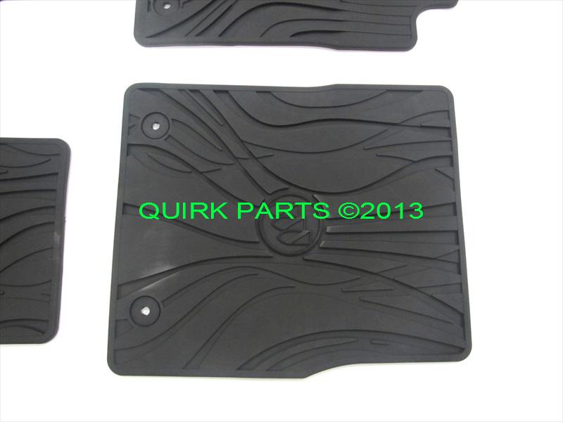 12 17 Buick Verano Front Amp Rear Premium All Weather Floor