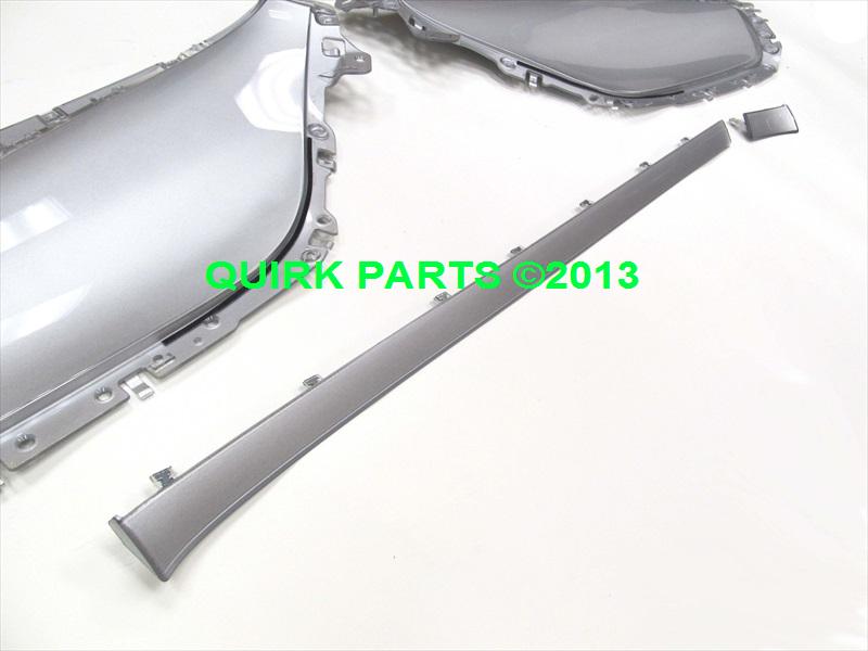 2010 2014 Chevy Camaro Gray Interior Trim Kit Oem Brand New Genuine 22918239 Ebay