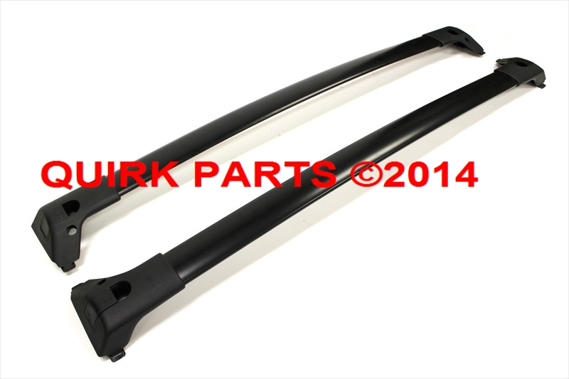 2002 2007 Buick Rendezvous Roof Rack Cross Rails Genuine
