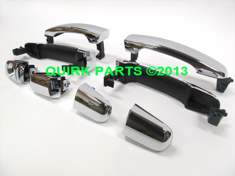 Chrome Accessories For Chevy Equinox 2014