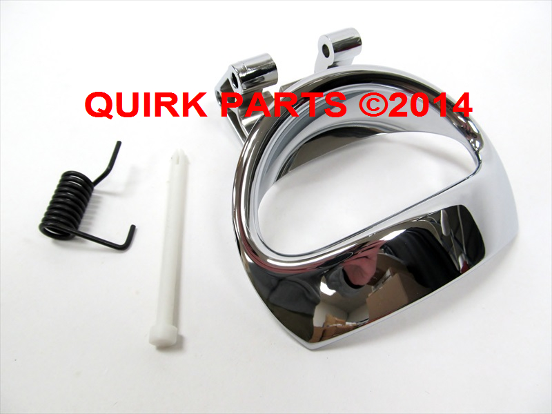 2006 2011 chevrolet hhr driver left front rear chrome inside door handle oem for 2006 chevy hhr interior door handle