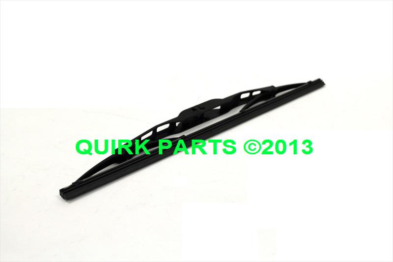 2010 2013 Chevy Equinox GMC Terrain Rear Liftgate Wiper Blade New 20999459