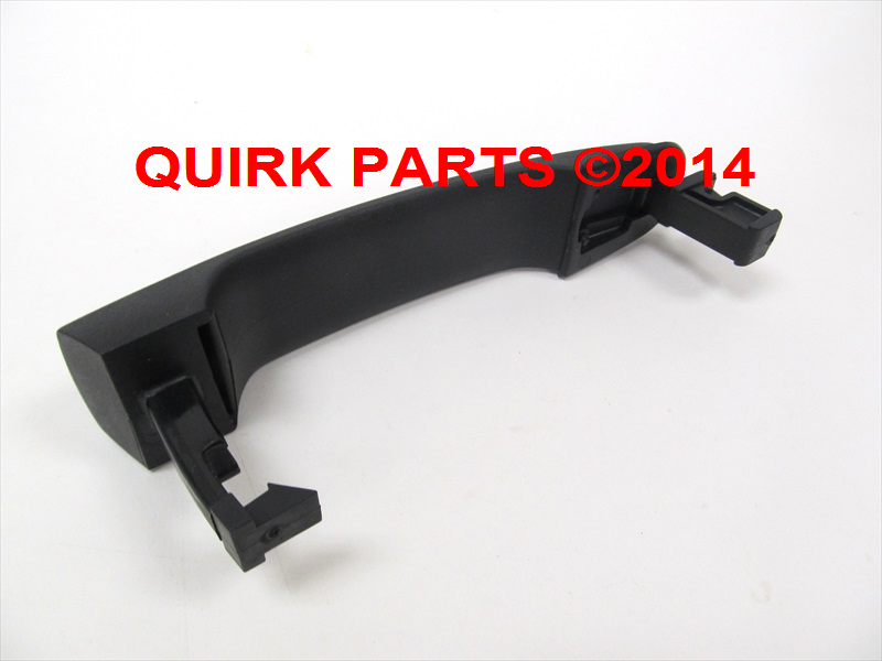 2005 2009 Chevrolet Equinox Black Outside Door Handle All