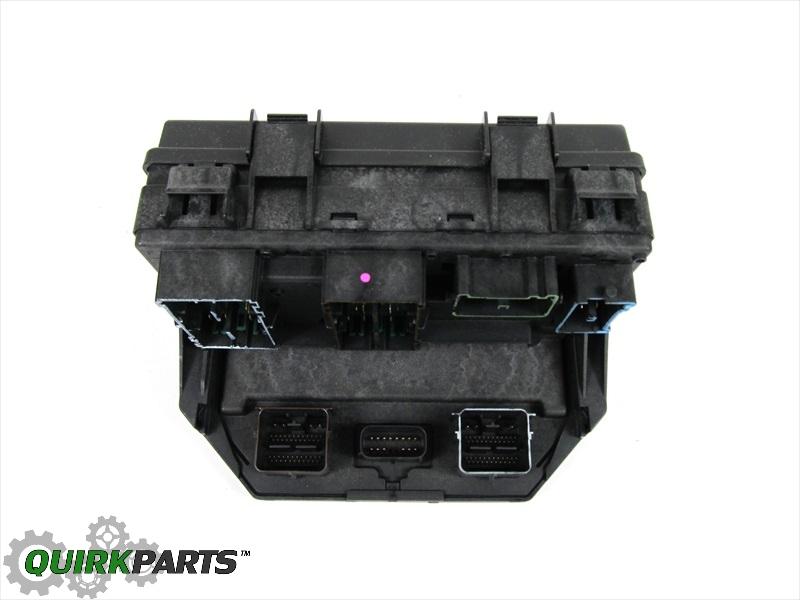 2008 jeep liberty dodge nitro power distrubution centro ... dodge nitro fuse box diagram