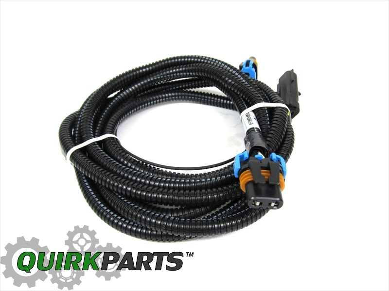mustang fog light wiring harness jeep fog light wiring harness 06-10 jeep dodge chrysler fog light lamp wiring harness ...