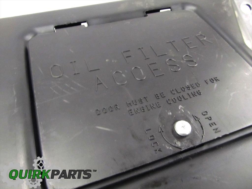 95-05 Jimmy Blazer Steering Gear Under body Shield / Skid ...
