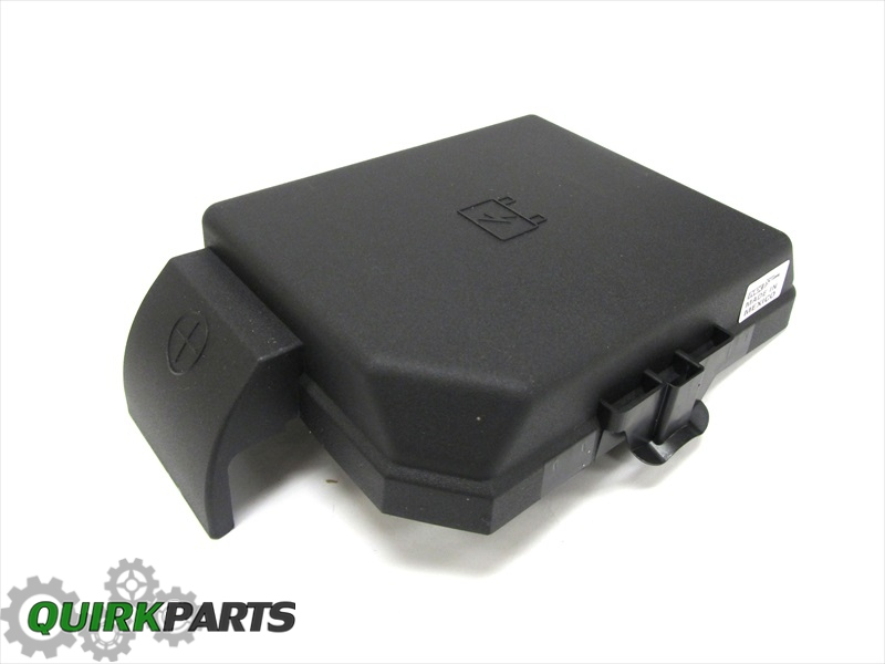 2012 2013 Chevrolet Impala Fuse Relay Box Door Panel Cover