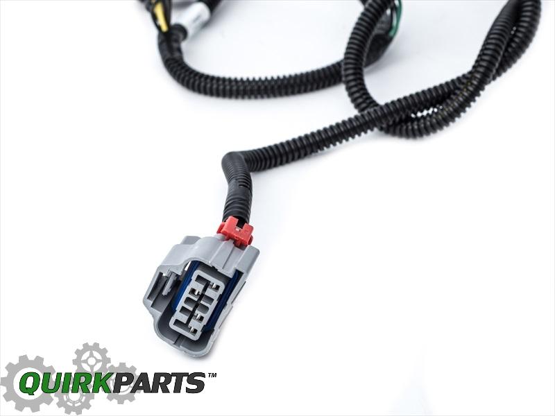 Gmc Sierra Tail Light Wiring Harness : Oem new rear left drivers tail light wiring harness