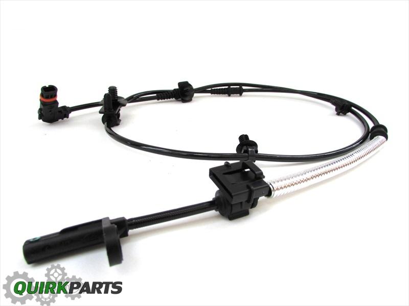 Mopar 4779456AB Rear Wheel Anti-Lock Brake System Sensor