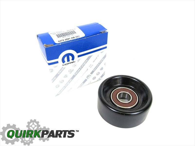 4792581ABRETAKE_2 mopar car & truck engine belts, pulleys & brackets for dodge ebay  at gsmportal.co