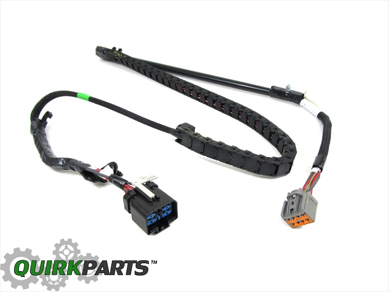 4868122AERETAKE_2 dodge caravan chrysler town country passenger side door sliding wiring harness for chrysler town and country at alyssarenee.co