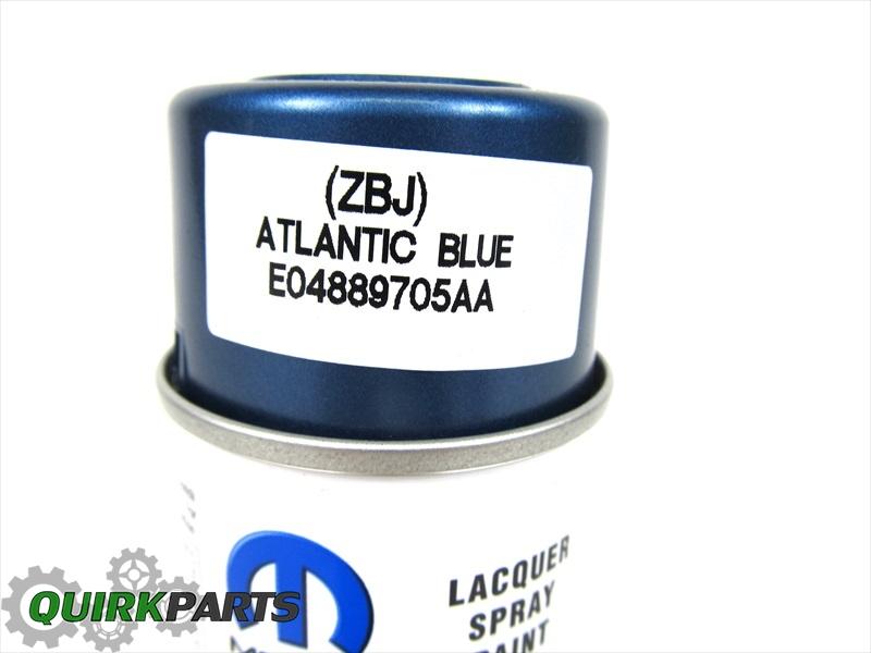 Genuine Mopar Part Pbj Atlantic Blue