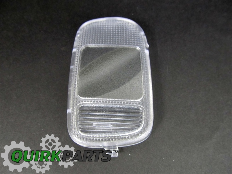 06 07 08 09 10 Dodge Ram 1500 Dome Light Lens Left Side