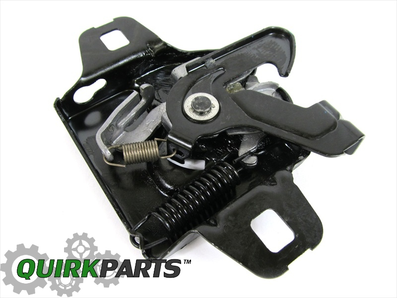 1999 2004 Jeep Grand Cherokee Hood Latch Replacement Oem