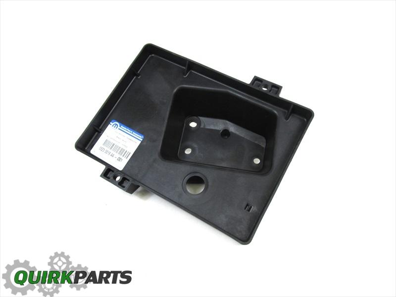 Chrysler Genuine Battery Tray 55359973AE
