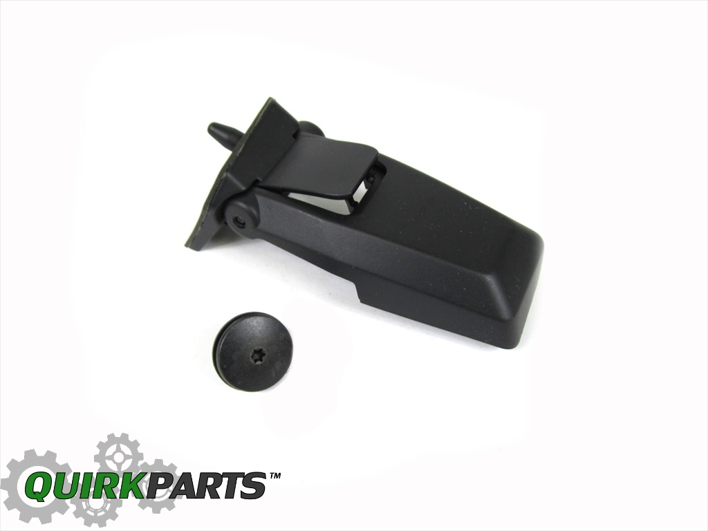 2008 Jeep Liberty Rear Right Side Liftgate Glass Hinge