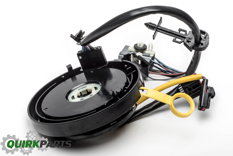 2004 2007 ford f250 f350 super duty steering wheel air bag clock spring oem new ebay. Black Bedroom Furniture Sets. Home Design Ideas