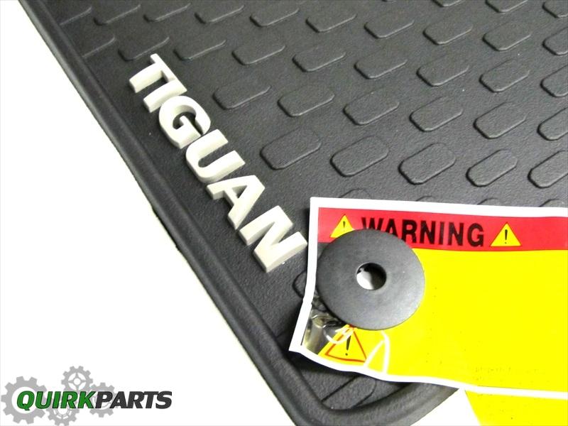 2009 2017 Vw Volkswagen Tiguan Monster Front Rear Floor