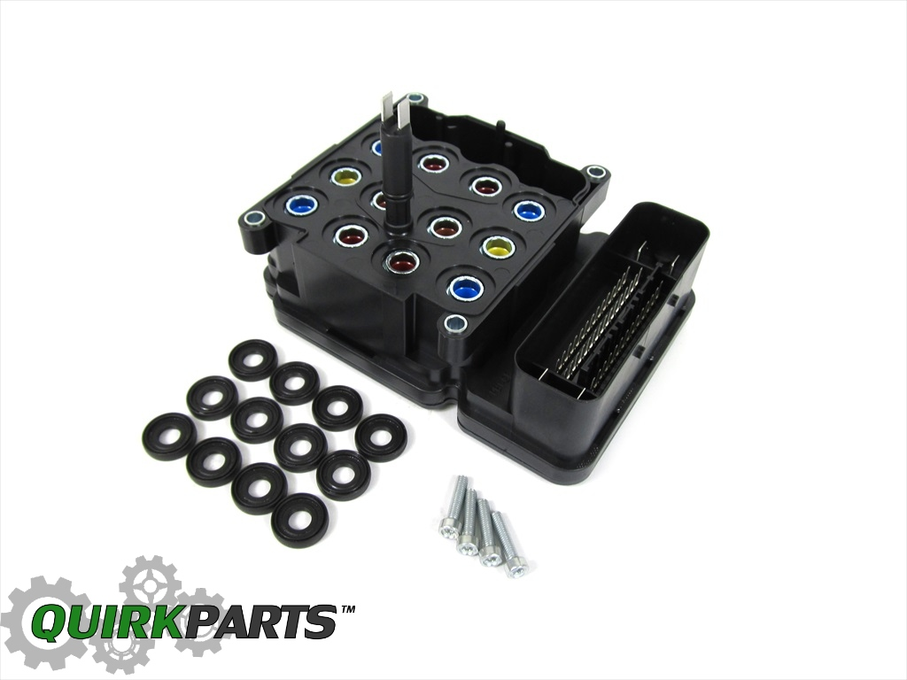 OEM NEW MOPAR ABS Anti Lock Brake Control Module 2015 Ram 2500 3500 68232683AF2