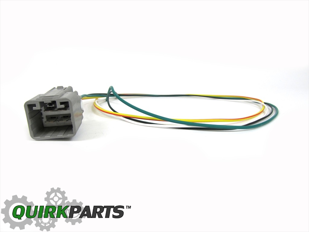 2011 Dodge Ram Pickup Custom Fit Vehicle Wiring Pollak