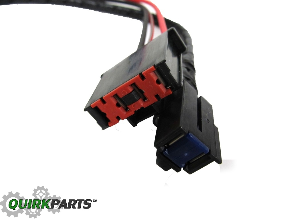 99-04 JEEP GRAND CHEROKEE BLOWER MOTOR WIRING CONNECTOR ...