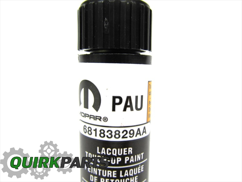 Granite Crystal Metallic Touch Up Paint
