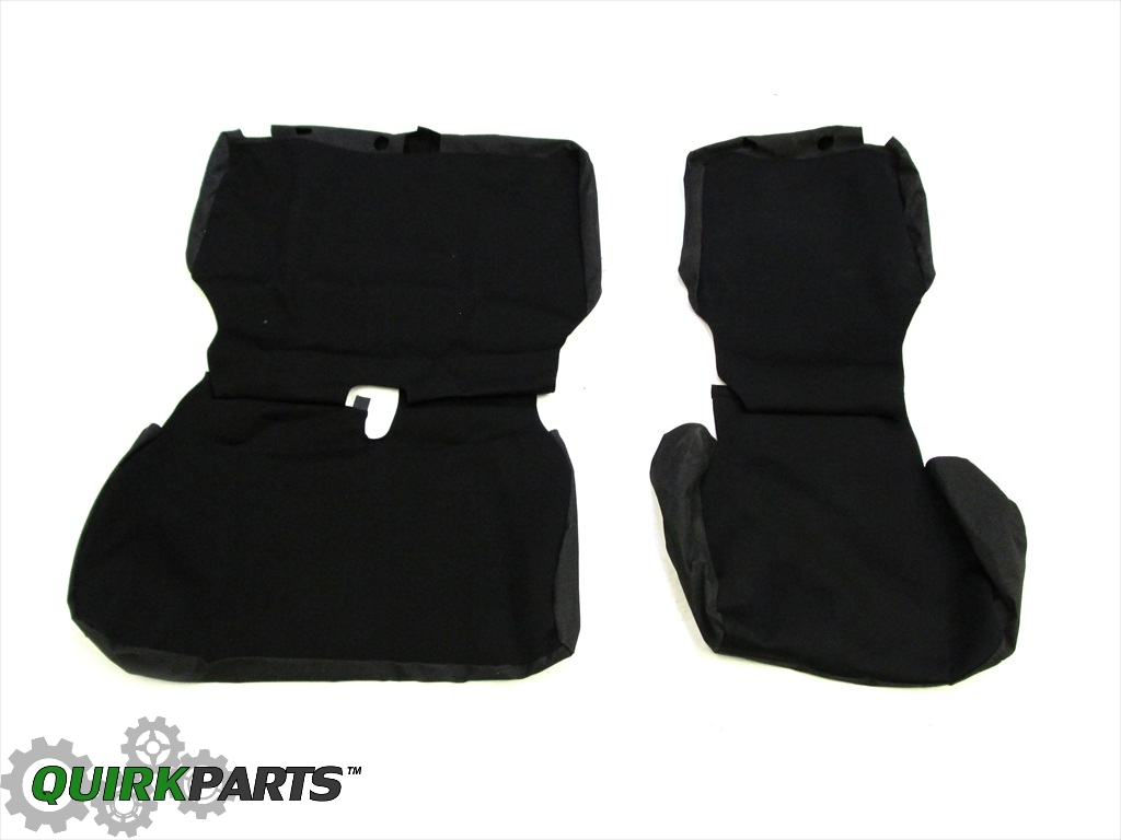 2005 2007 jeep liberty sport renegade seat covers front rear genuine mopar oem. Black Bedroom Furniture Sets. Home Design Ideas