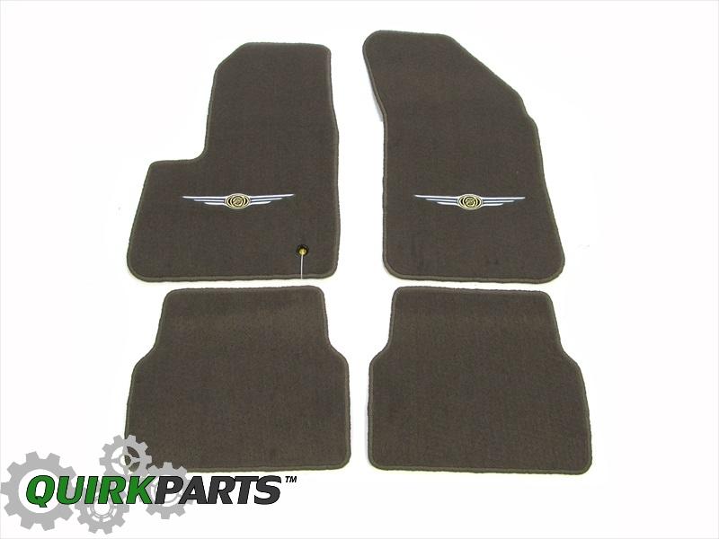 07 10 Chrysler Sebring Sedan Pebble Beige Carpet Floor