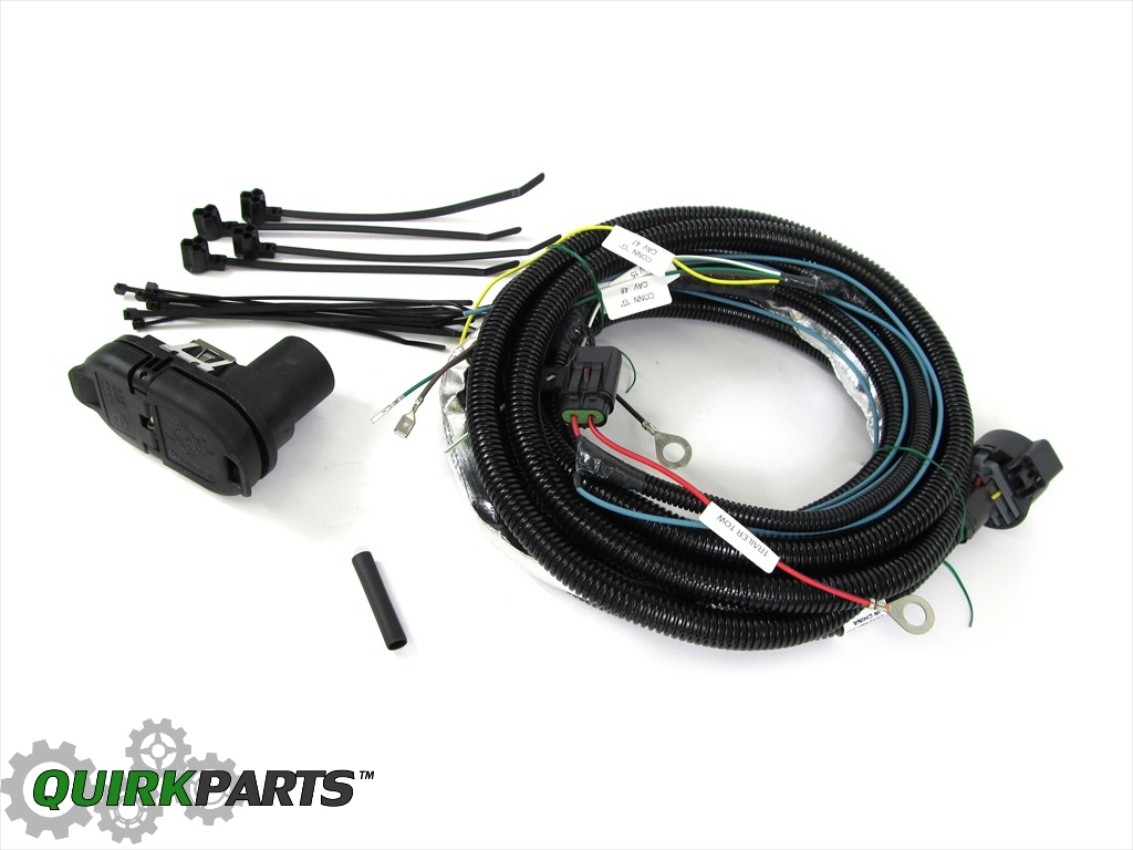 Dodge Trailer Tow Wiring Harness Diagrams Jeep Kit 11 13 Grand Cherokee Durango Gm Wire For Towing Recepticale Hitch