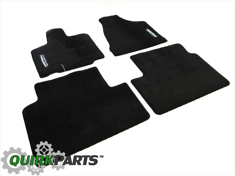 11 13 Chrysler Town Amp Country Stow Amp Go Seating Carpet