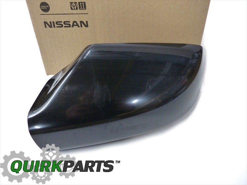 2007 2012 Nissan Altima Left Driver Side Unpainted Mirror