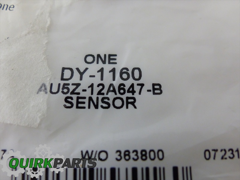 Au Z A B on Ford Fusion Ambient Air Temperature Sensor Location