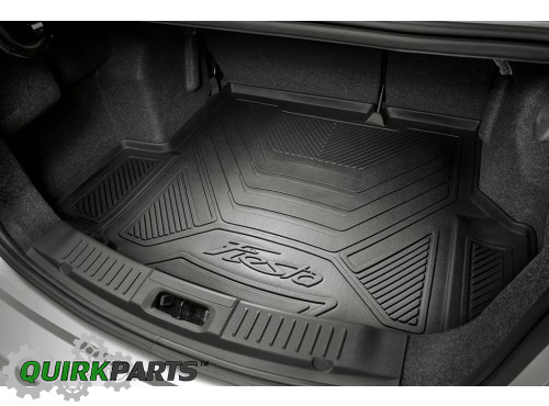 2014-2016 Ford Fiesta ST Rear Trunk Cargo Area Protector