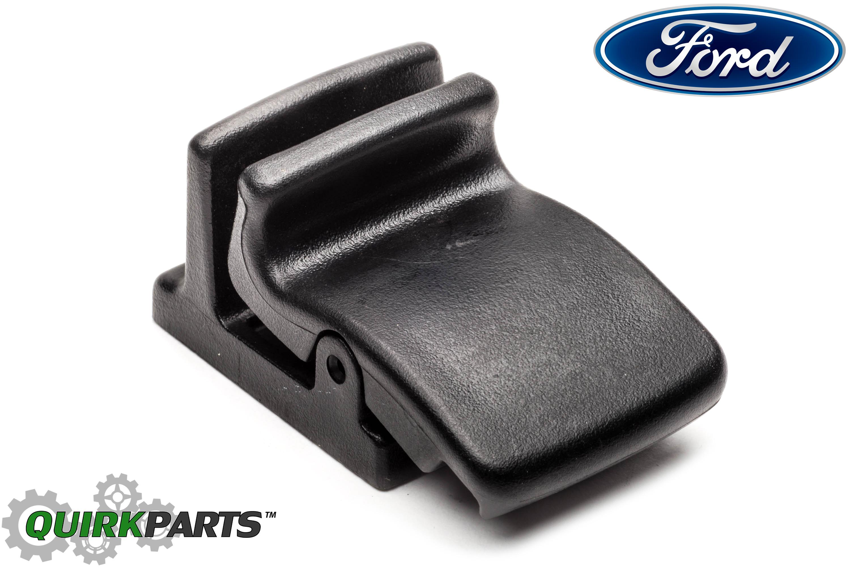 97-04 Ford F150 97-99 F250 Manual Rear Sliding Back Window Glass Latch