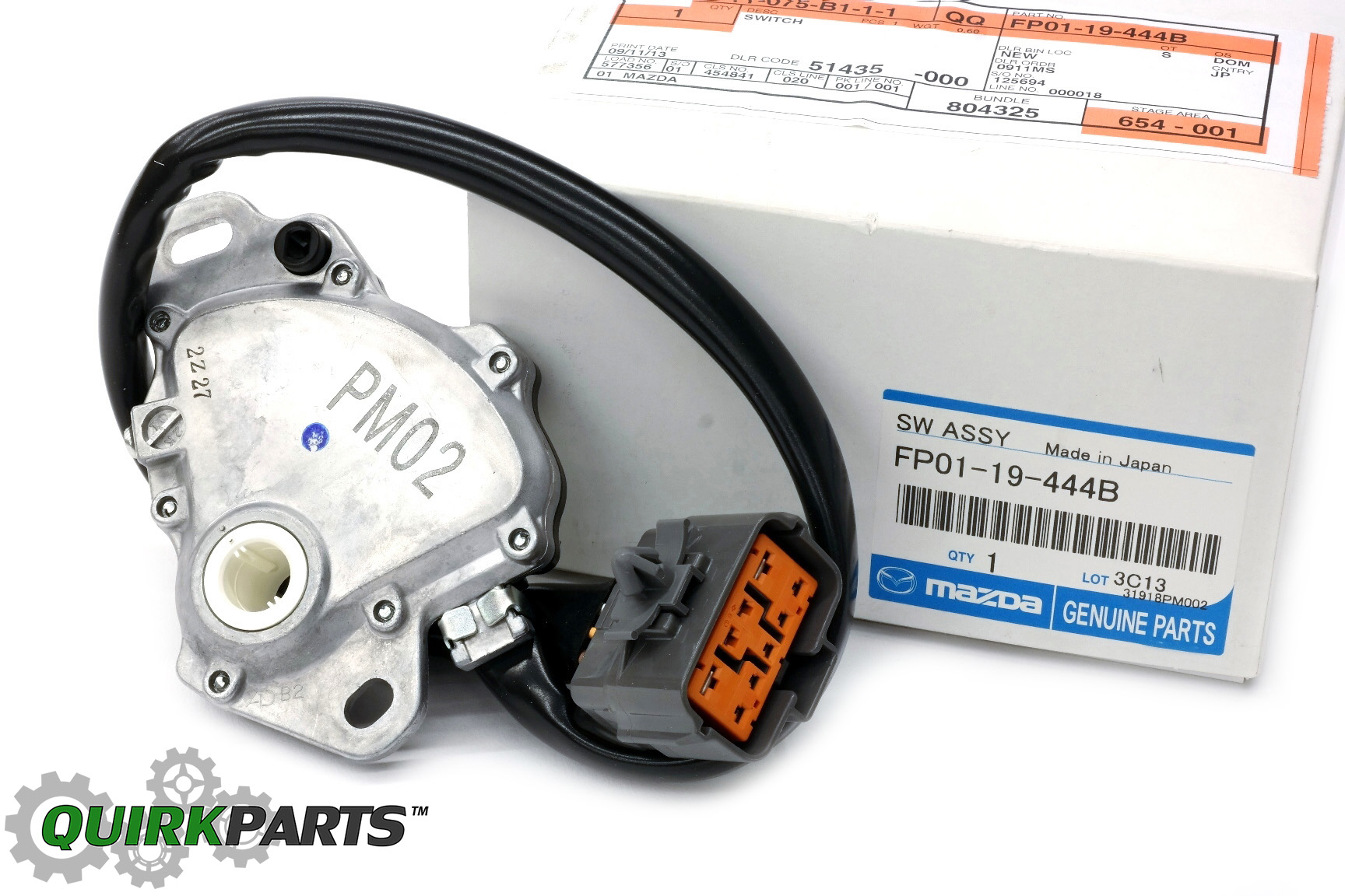 02 06 mazda mpv automatic transmission neutral safety switch range small publicscrutiny Images