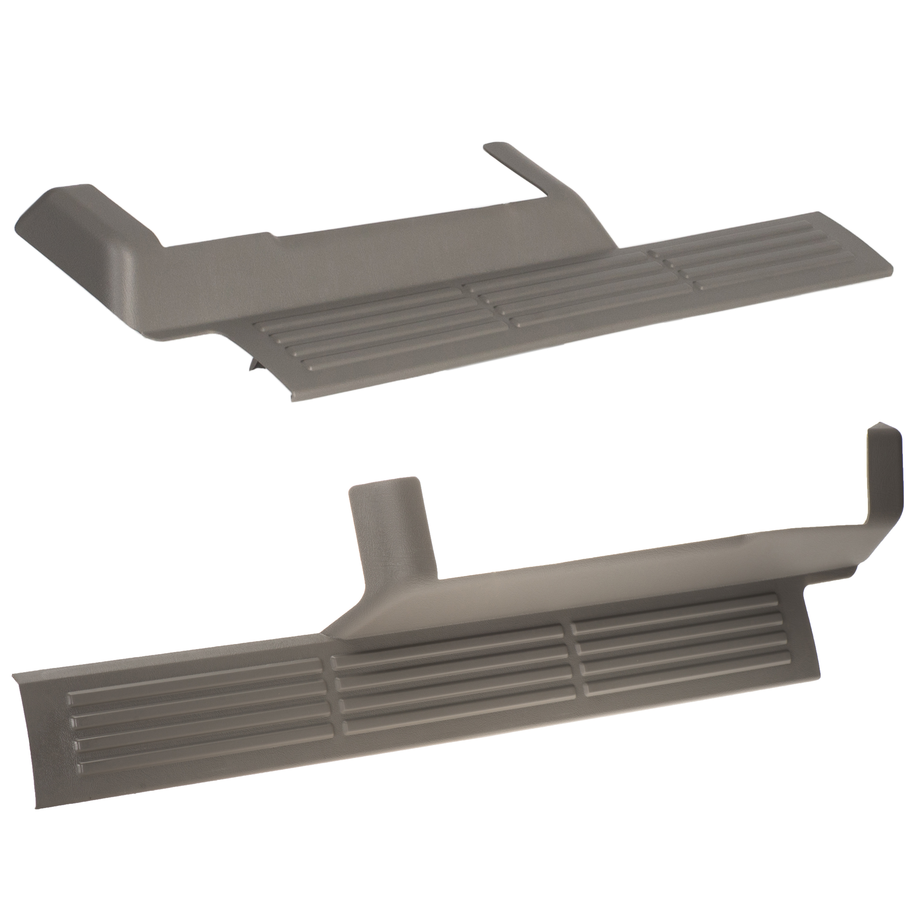 Image is loading OEM-NEW-Left-and-Right-Door-Sill-Skid-  sc 1 st  eBay & OEM NEW Left and Right Door Sill Skid Plates Set 1999-2007 Chevrolet ...