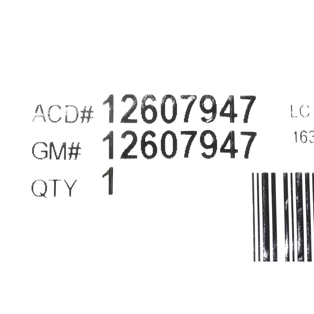 oem new engine oil filter adapter gasket 3 5l 3 9l 04