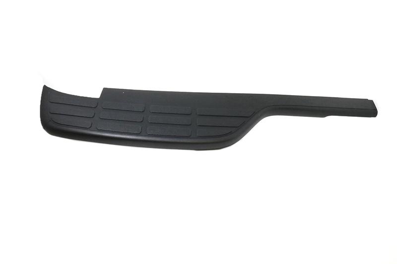 Bumper Step Pad Set For 99-2006 Chevy Silverado 1500 99-04 Sierra 2500 Rear 2Pc