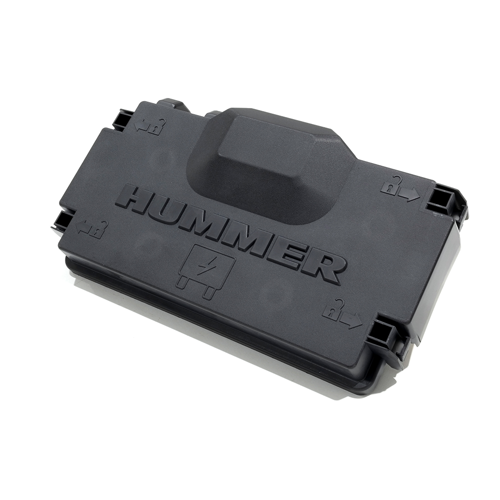 oem new upper fuse relay cover 3 5l i5 2006 hummer h3 15844337. Black Bedroom Furniture Sets. Home Design Ideas