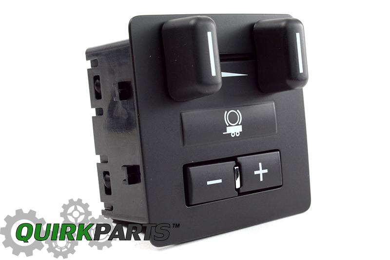 OEM NEW Trailer Brake Control Switch Button Silverado ...