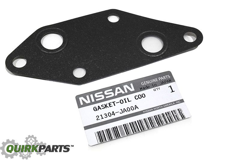 Nissan altima sentra rogue select engine oil cooler for Motor oil for 2010 nissan altima