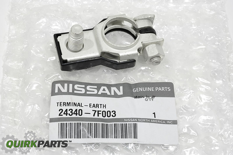 2016 Nissan Sentra Sv >> Nissan Altima Maxima Murano Pathfinder Rogue Battery Cable Positive Terminal End   eBay