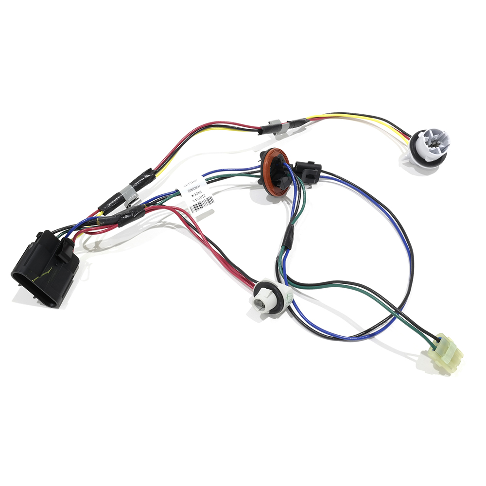 Oem New Headlamp Wiring Harness Front Right Or Left Impala