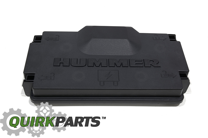 hummer h3 fuse box location hummer h3 fuse box cover #2