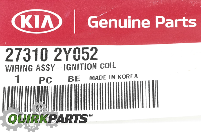 Oem new ignition coil wiring assembly 95 04 sephia spectra oem new ignition coil wiring assembly 95 04 sciox Gallery
