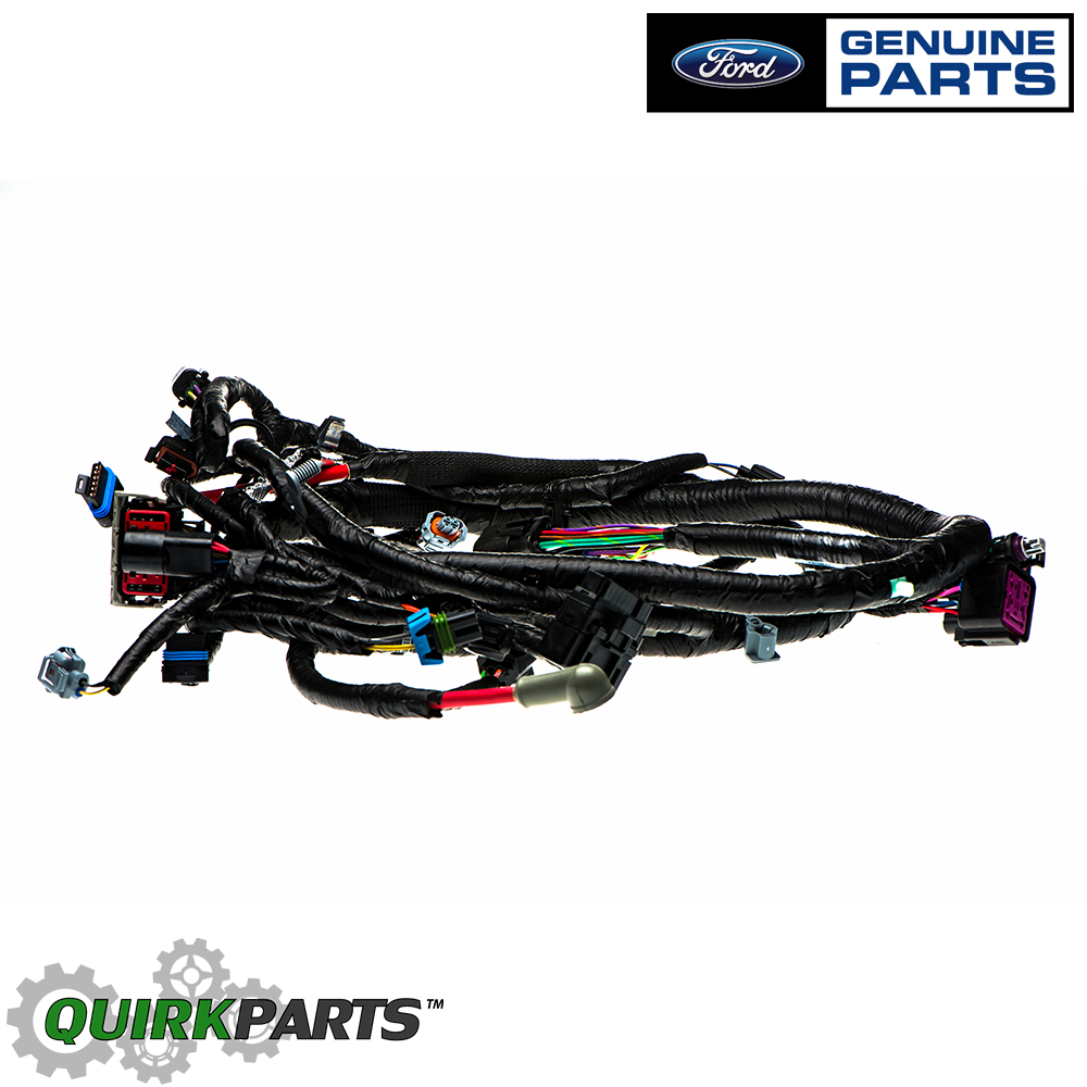 Ford Excursion Wiring Harness Free Diagram For You 04 F250 F350 Super Duty 05 6 0l Diesel 2001 2000