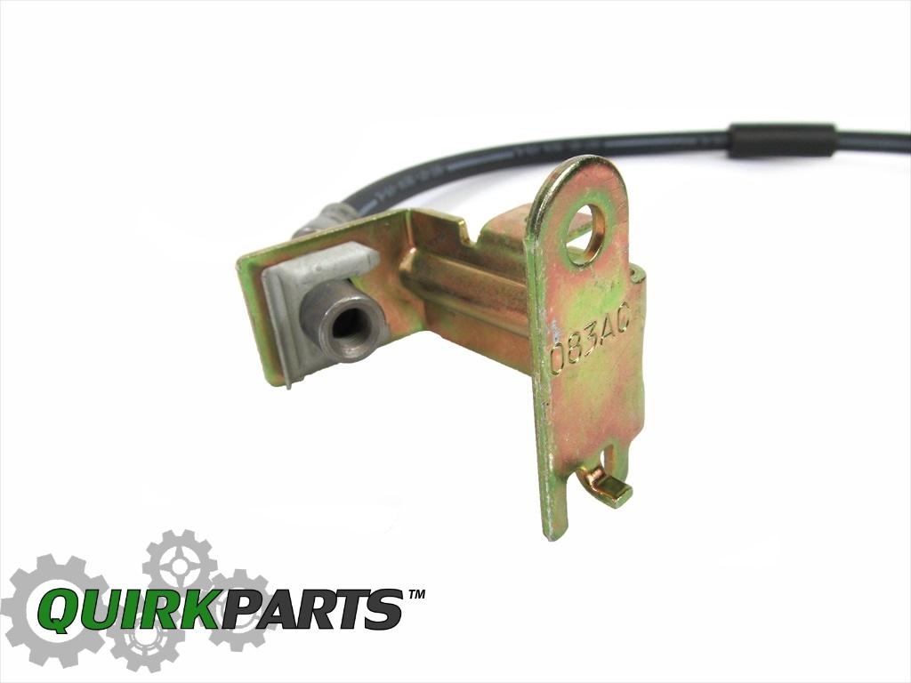Dodge Factory Brake Lines : Dodge durango rear brake hose line oem new mopar