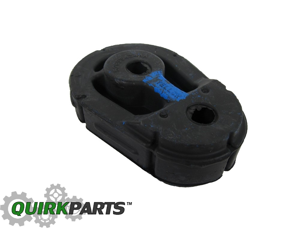 2002 2012 Dodge Ram 1500 2500 Hemi Rubber Exhaust Isolator Mopar Engine Fits With 37 V6 47 V8 Engines 2008 59 Diesel