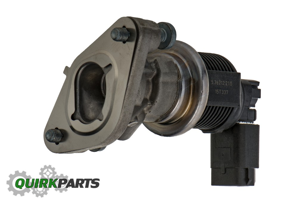 Ab on 2008 dodge ram 1500 egr valve location
